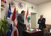 Pictures – Maxime Bernier, MP, visit to Montreal chapter